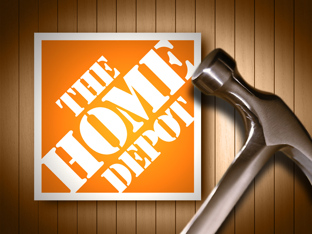 5d6a14d11b1 Home Depot - How Did I End Up HERE