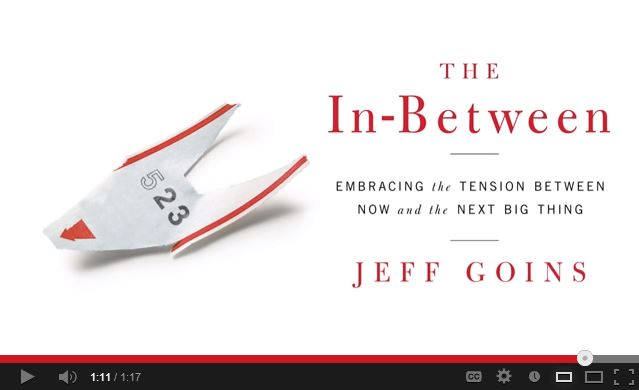 The In-Between | Jeff Goins