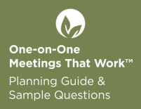 Leadership & Market Place Ministry: One-on-One Meetings That Work