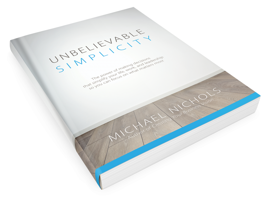 Unbelievable Simplicity by Michael Nichols